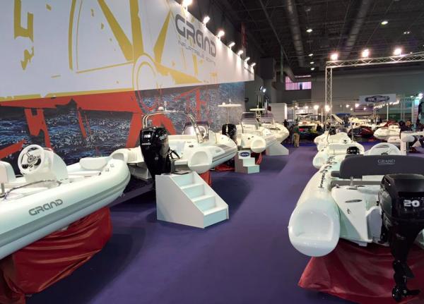 International Eurasia Boat Show - 2016