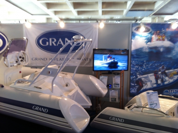 Athens Boat Show - 2014