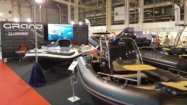 Athens Boat Show - 2017